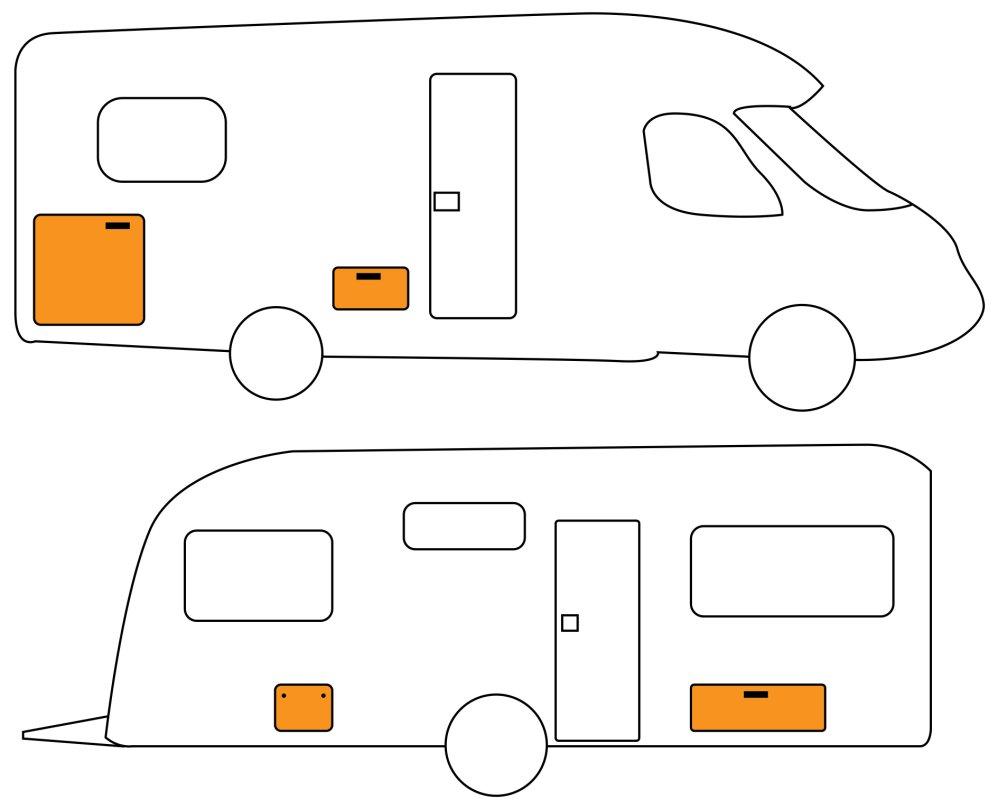 wohnwagen und wohnmobil reinigung pflege und. Black Bedroom Furniture Sets. Home Design Ideas